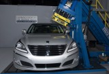 Hyundai Equus primeste maximum de puncte la testele IIHS45550