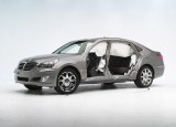 Hyundai Equus primeste maximum de puncte la testele IIHS45554