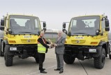 Daimler trimite 50 de camioane in Japonia45548