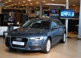 Audi A6 lansat oficial in reteaua Porsche Inter Auto45265