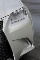 Lexus publica primul teaser al noului LF-Gh45229