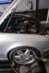 Mercedes E-Klasse V12 Speedriven45065