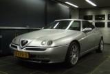 Iata un Alfa Romeo GTV cu doua motoare V6!43829
