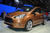 GENEVA LIVE: Noul Ford B-Max43381