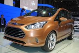GENEVA LIVE: Noul Ford B-Max43388