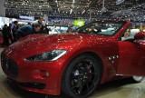 Geneva LIVE: Maserati GranCabrio Sport43350