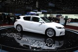 GENEVA LIVE: Lexus CT 200 Hybrid43314