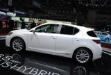 GENEVA LIVE: Lexus CT 200 Hybrid43325