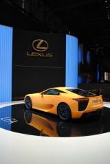 GENEVA LIVE: Lexus LFA Nurburgring Edition43295