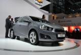 GENEVA LIVE: Chevrolet Aveo sedan43236