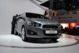 GENEVA LIVE: Chevrolet Aveo sedan43238