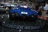 Geneva LIVE: Wiesmann Spyder Design Study Concept43146