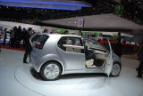 GENEVA LIVE: Italdesign Giugiaro prezinta noile concepte Volkswagen Go! si Tex42310