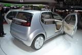 GENEVA LIVE: Italdesign Giugiaro prezinta noile concepte Volkswagen Go! si Tex42312