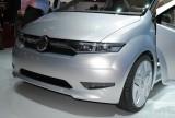 GENEVA LIVE: Italdesign Giugiaro prezinta noile concepte Volkswagen Go! si Tex42323