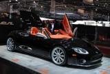 Geneva LIVE: Spyker se intoarce in cursele de anduranta cu C8 Aileron GT42154