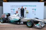 Daimler devine actionar majoritar Mercedes GP42105