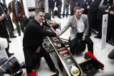 Nigel Mansell a inaugurat primul show-room Lotus din Romania41928