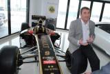Nigel Mansell a inaugurat primul show-room Lotus din Romania41970
