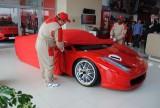 Forza Rosso a adus Ferrari 458 Challenge in Romania41771