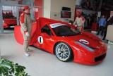 Forza Rosso a adus Ferrari 458 Challenge in Romania41772