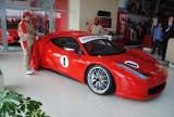 Forza Rosso a adus Ferrari 458 Challenge in Romania41773