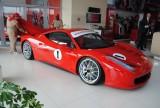 Forza Rosso a adus Ferrari 458 Challenge in Romania41774