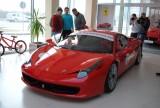 Forza Rosso a adus Ferrari 458 Challenge in Romania41779