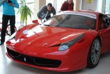 Forza Rosso a adus Ferrari 458 Challenge in Romania41780