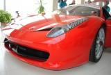 Forza Rosso a adus Ferrari 458 Challenge in Romania41782