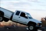 VIDEO: Chevrolet-ul Silverado nu este creat pentru sarituri41367