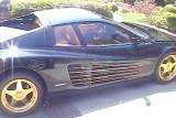 Cine doreste un Ferrari Testarossa placat cu aur?40909