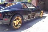 Cine doreste un Ferrari Testarossa placat cu aur?40916