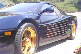 Cine doreste un Ferrari Testarossa placat cu aur?40921