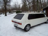 Iata limuzina realizata dintr-un Volkswagen Golf 1!40418