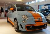 Iata noul Fiat 500 Gulf Limited Edition!40411