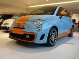 Iata noul Fiat 500 Gulf Limited Edition!40412