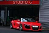 Audi R8 Spyder tunat, sau 600 CP care-ti ard buzunarele!40294