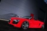 Audi R8 Spyder tunat, sau 600 CP care-ti ard buzunarele!40305