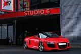 Audi R8 Spyder tunat, sau 600 CP care-ti ard buzunarele!40306