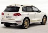 Volkswagen Touareg Gold Edition, SUV-ul de 24 de karate40289