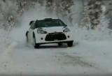 VIDEO: Noul Citroen DS3 WRC in actiune!40143
