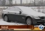 Politia americana recupereaza BMW-ul furat la Detroit 201139750