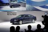 Detroit LIVE: Volkswagen Passat - galerie foto si date complete39367