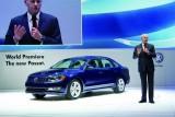 Detroit LIVE: Volkswagen Passat - galerie foto si date complete39375