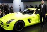 Mercedes va introduce supercarul SLS E-Cell in productie39284