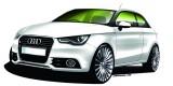 A1 E-tron este samanta de scandal intre Audi si WV38797