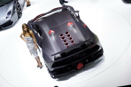 Lamborghini Sesto Elemento este de vanzare in Germania!38338