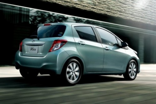 Noul Toyota Yaris se prezinta!38279