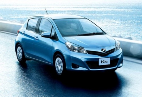 Noul Toyota Yaris se prezinta!38280